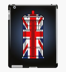 Dr Who - The Jack Tardis Pad iPad Case/Skin