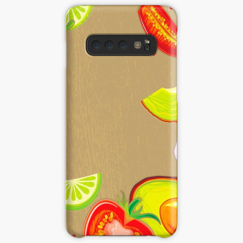 Taste of Mexico Case & Skin for Samsung Galaxy