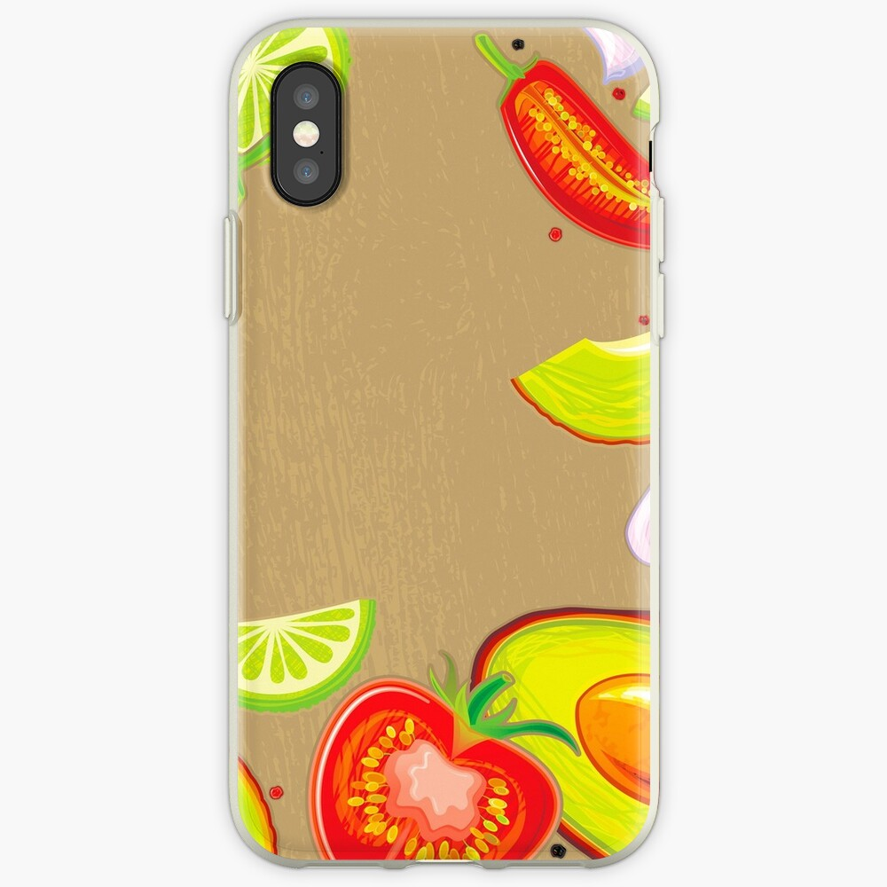 Taste of Mexico iPhone Case & Cover