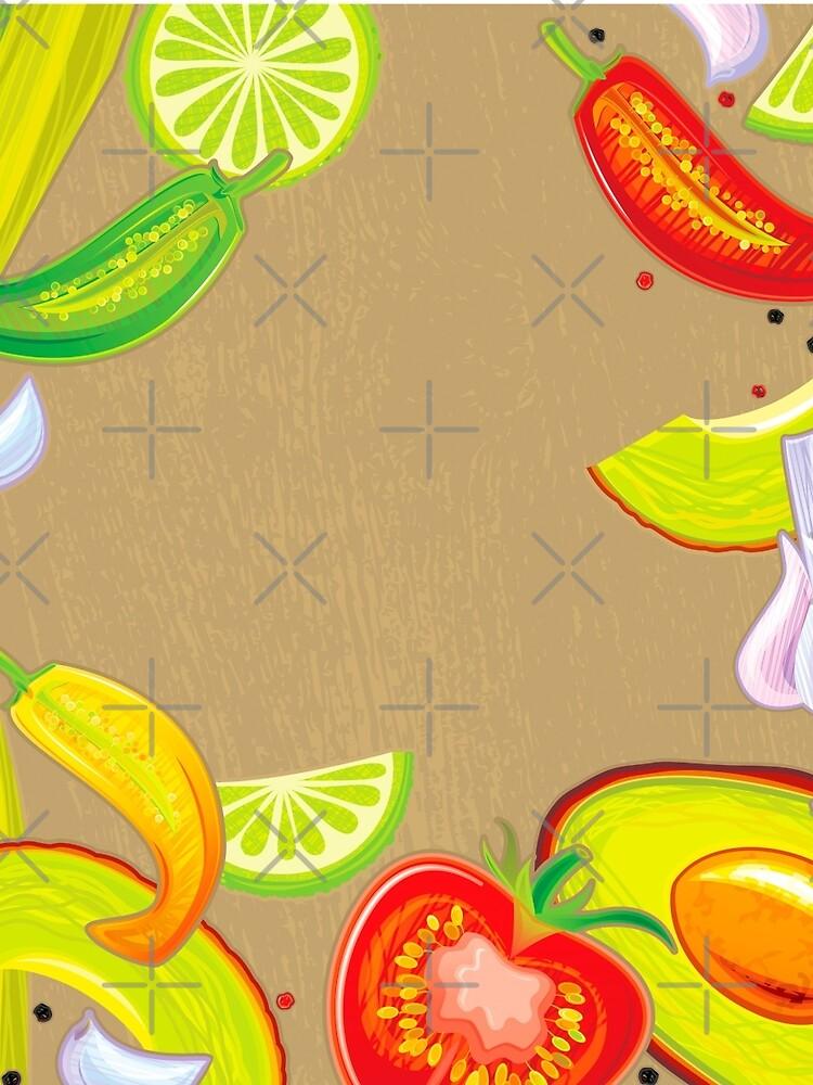 Taste of Mexico by rusanovska