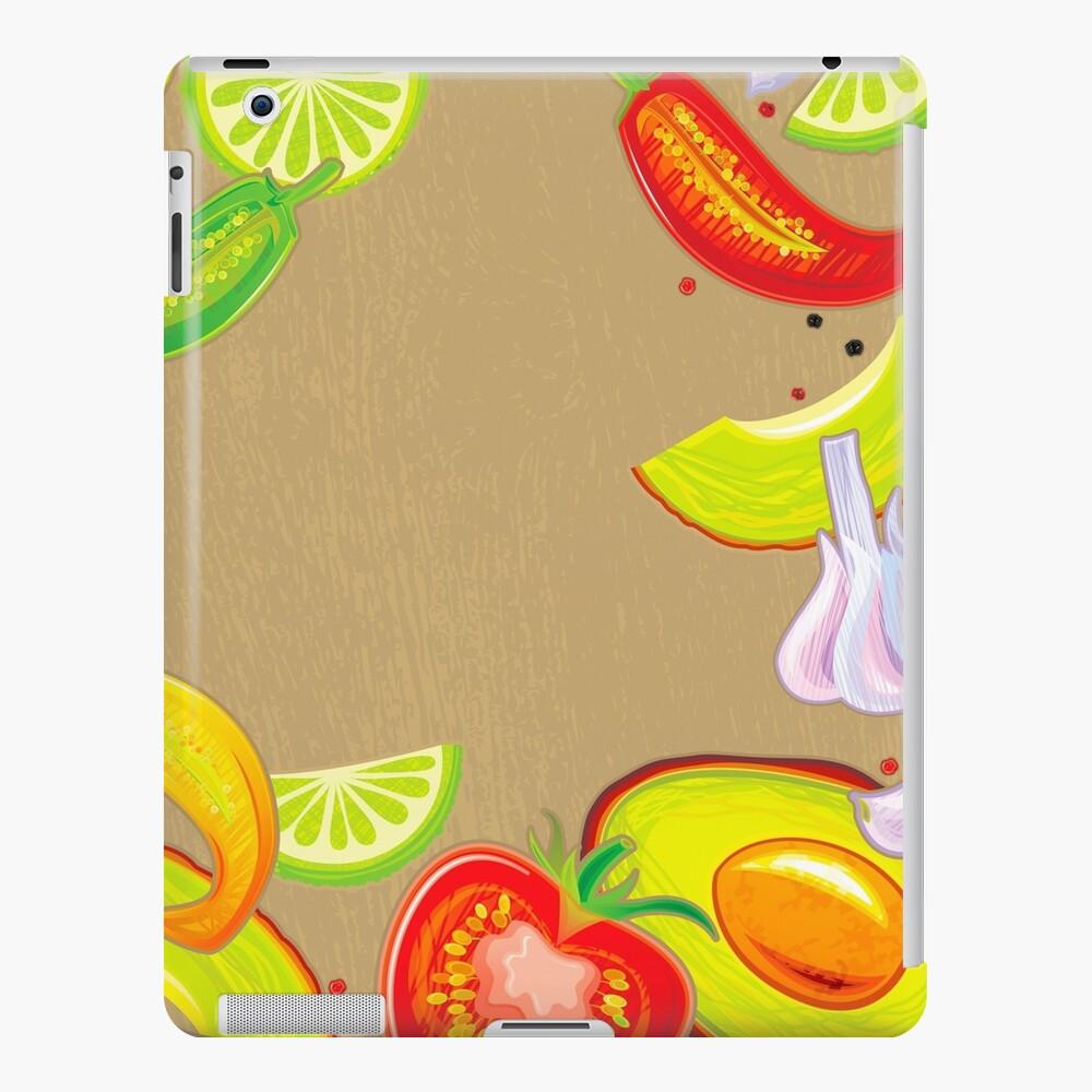 Taste of Mexico iPad Case & Skin