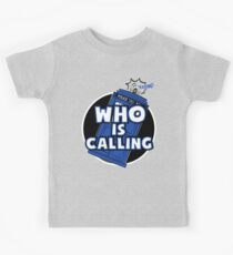 WHO IS CALLING - Vers. 2 Kids Clothes