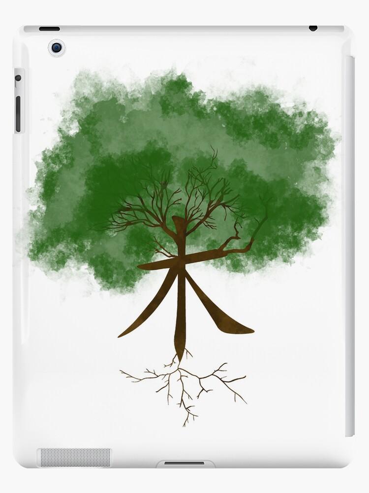 Tree's Kanji by Mariotaro Designs