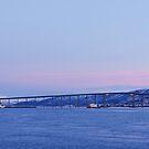 Tromso Bridge by kernuak