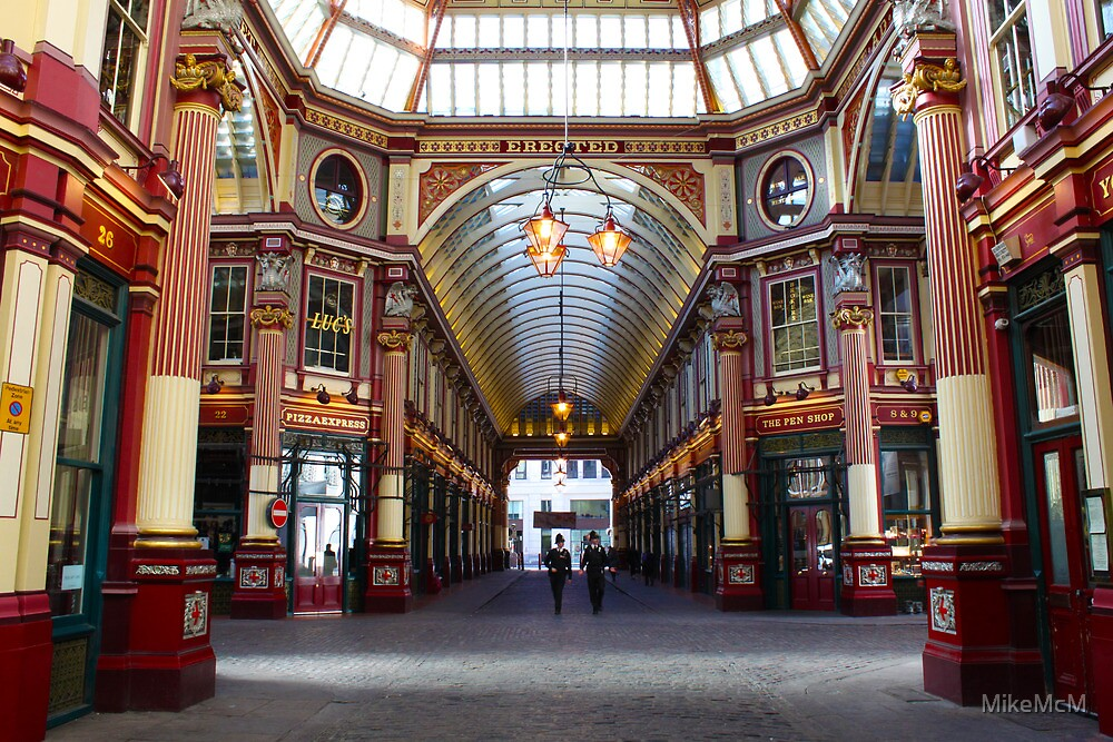 Bobby's on The Beat in Leadenhall Market, London by MikeMcM