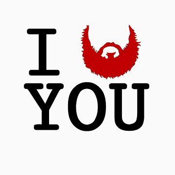 I Beard You by rand0mist