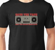 Save The Tape Unisex T-Shirt