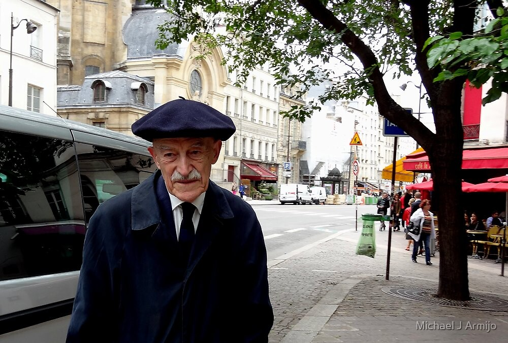 The Frenchman by Michael J Armijo