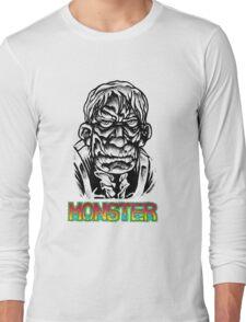 Monster Man 2013 Long Sleeve T-Shirt