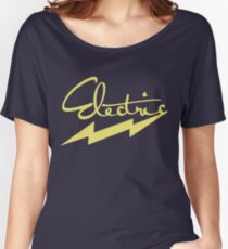 electric 2 Women's Relaxed Fit T-Shirt