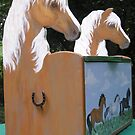 Realistic Pony Toy Box by Laurie Freeman