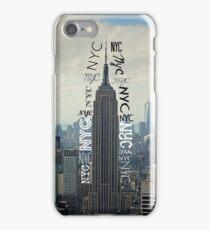 New-York City iPhone Case/Skin