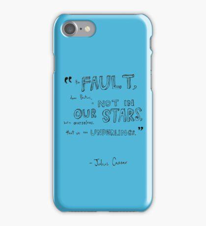 Julius Caesar iPhone Case/Skin