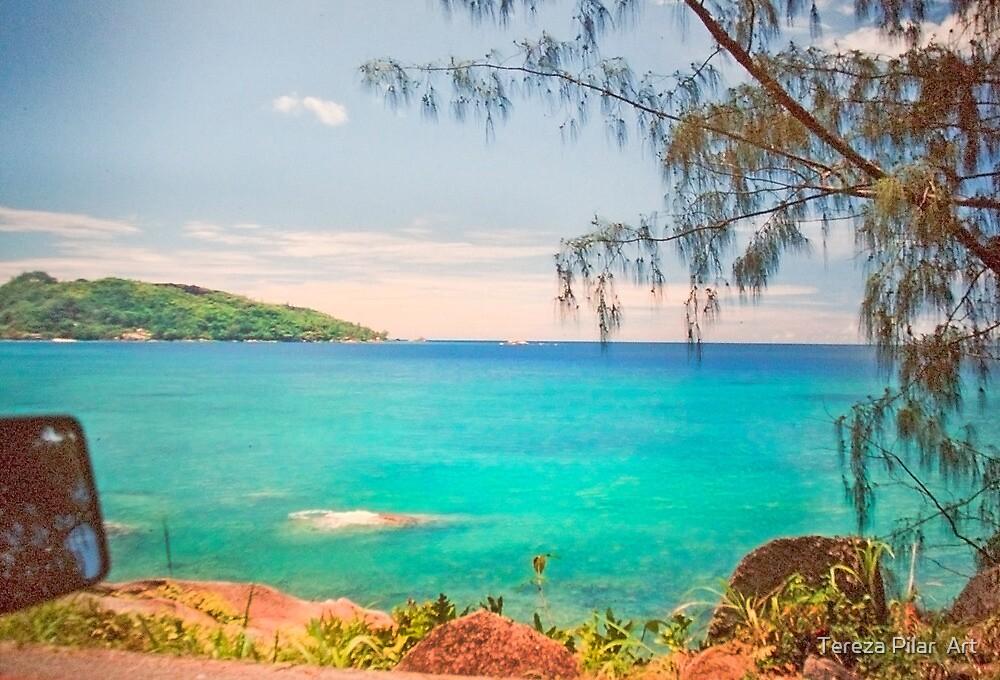 Seychelles II. memories from paradise. Indian Ocean. by terezadelpilar ~ art & architecture