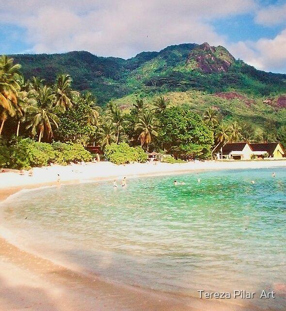 Seychelles. Meridien Barbarons. by terezadelpilar ~ art & architecture