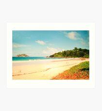 Seychelles III. Art Print