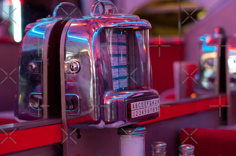 Juke Box by Lanii  Douglas