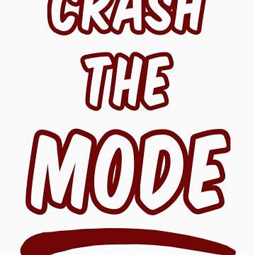 Crash the Mode by carmencaboodles