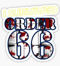 Jedi Survivor Sticker