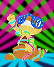 Rave Scraggy by Macaluso