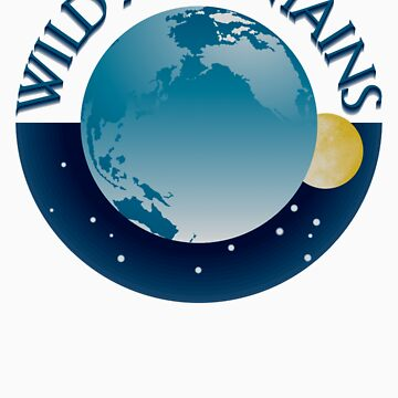 Wild Mountains Stickers/Greeting Cards etc by WildMountains
