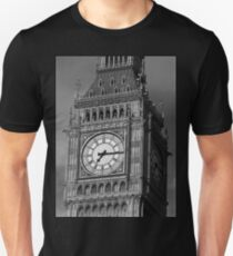 Big Ben 3 B&W Unisex T-Shirt
