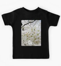 Cherry Blossoms 12 Kids Tee