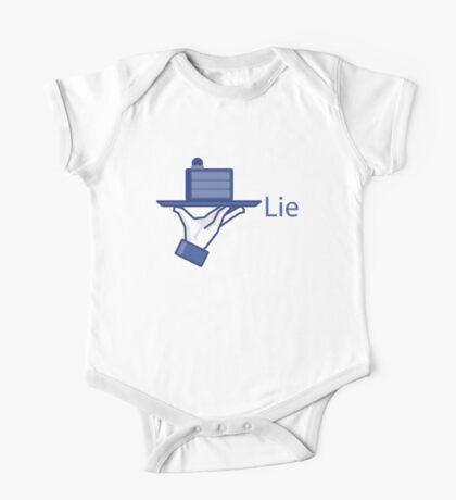 Lie. A Social Media Edition. Kids Clothes