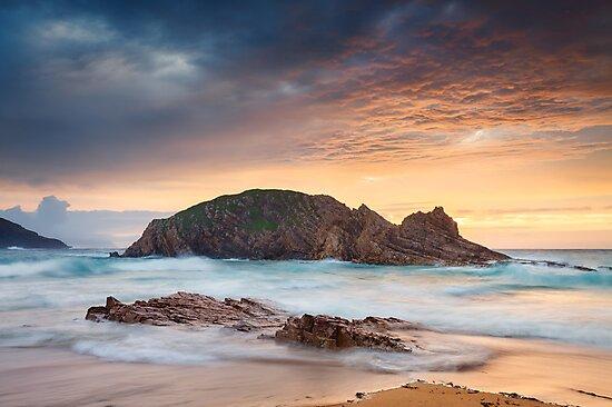 Boyeegther Beach by Michael Breitung