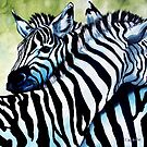 Zebra Love by Cherie Roe Dirksen