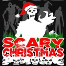 Scary Christmas Zombies by EthosWear