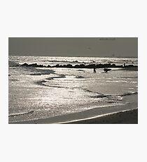 Lonely Ocean Photographic Print