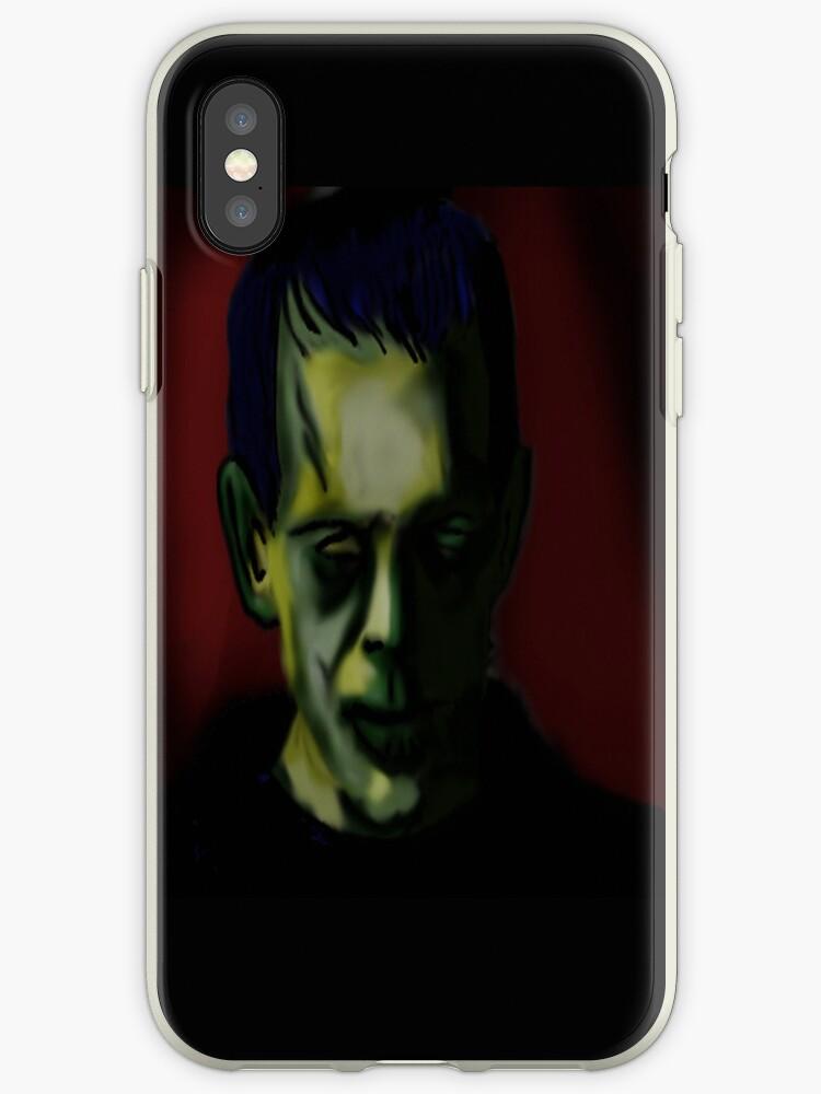 Frankenstein's Monster by Dan Perez