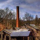 Stott Park Bobbin Mill by Tom Gomez