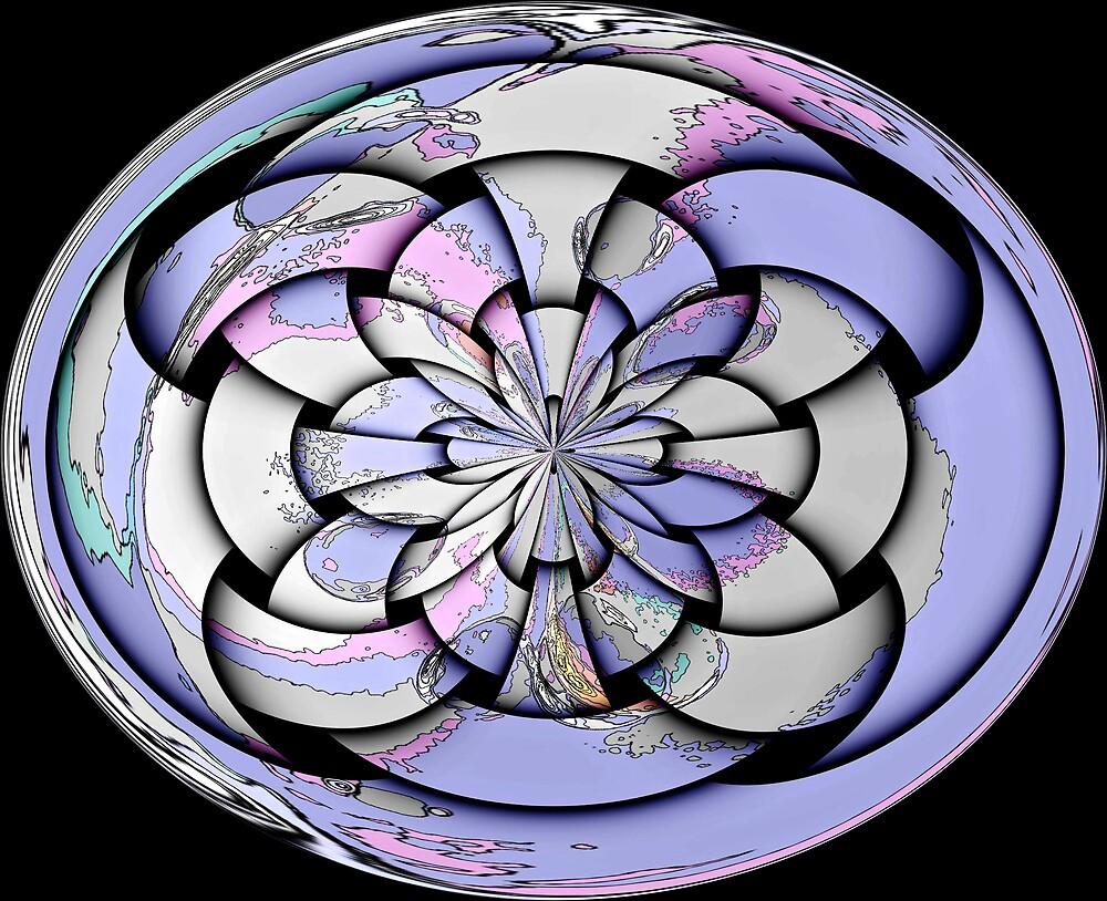 """"""" Bubble Weave """" by Gail Jones"""