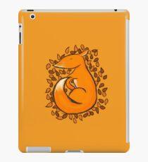Sleeping Fox iPad Case/Skin