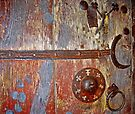Church door, 900 years old by globeboater