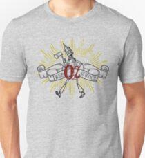 Wizard of Oz Inspired - Tin Man Oz Tree Service Unisex T-Shirt