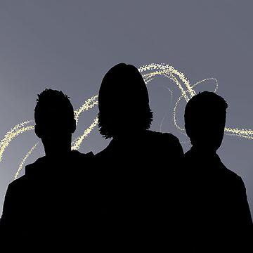 Supernatural Trio by MRelyks