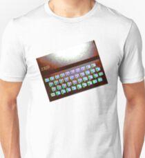 ZX81 pop T Unisex T-Shirt