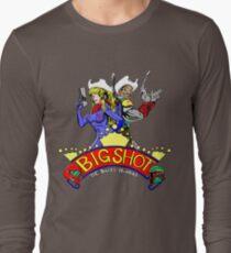 Big Shot Bounty Hunters Long Sleeve T-Shirt