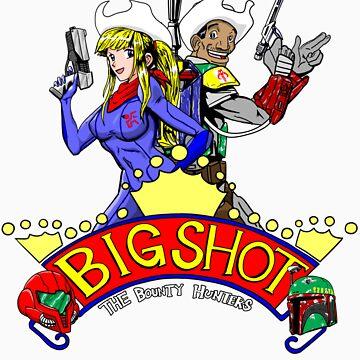 Big Shot Bounty Hunters by DarthBoard