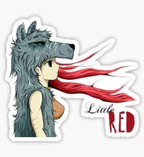 Little RED Sticker