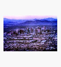 Phoenix Night Fotodruck