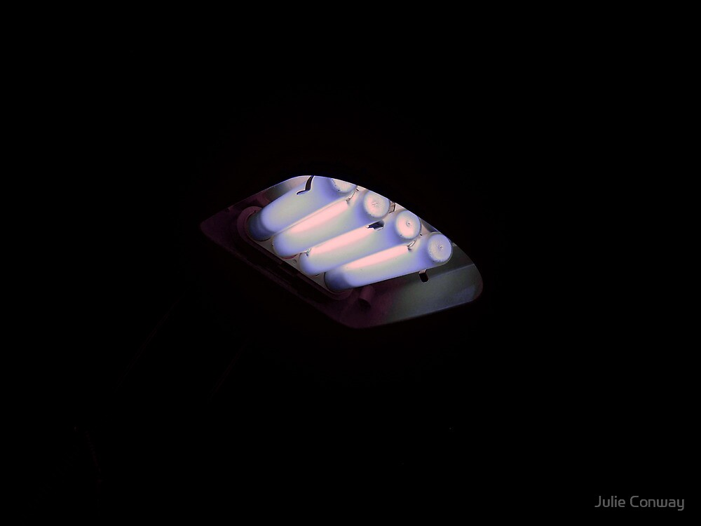 Strange UFO by Julie Conway