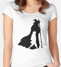 On an Adventure Women's Fitted Scoop T-Shirt