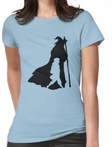 On an Adventure Womens Fitted T-Shirt