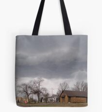 Storm Season 2013 Begins 9 Tote Bag