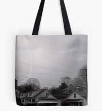 Storm Season 2013 Begins 12 Tote Bag