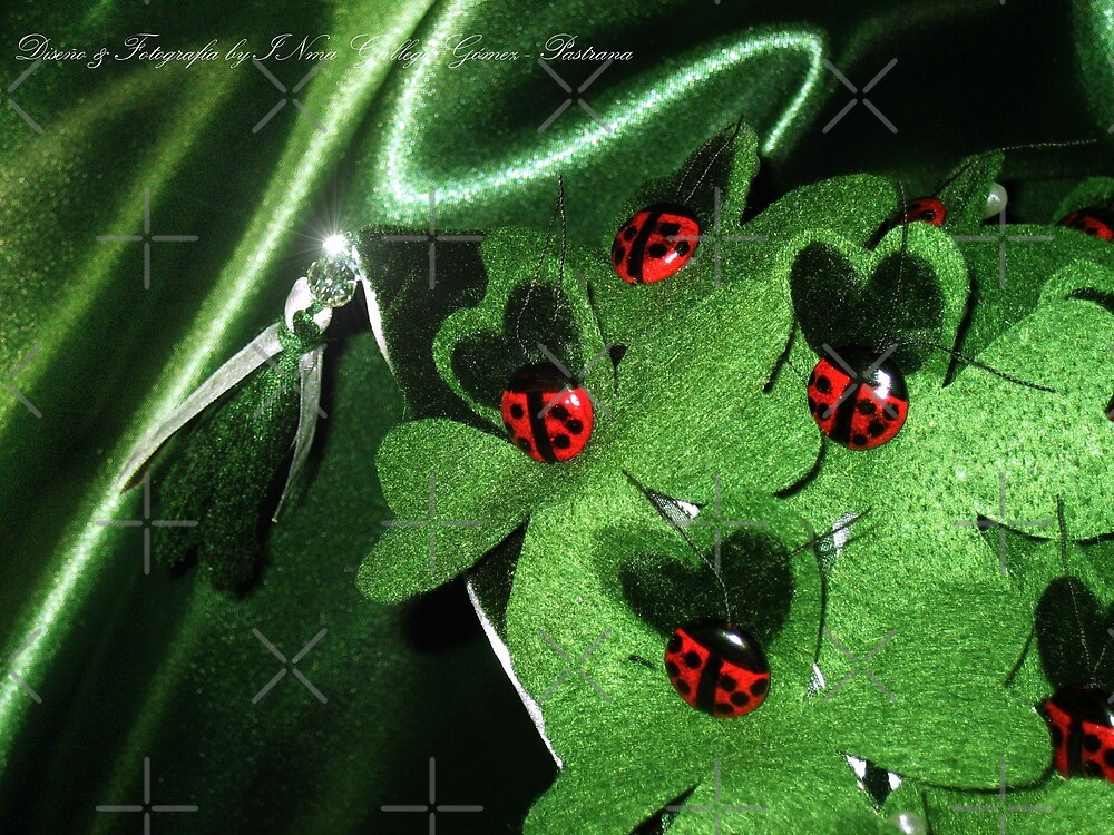 St. Patrick's Day and Celtic Wedding IV by INma Gallego Gómez - Pastrana